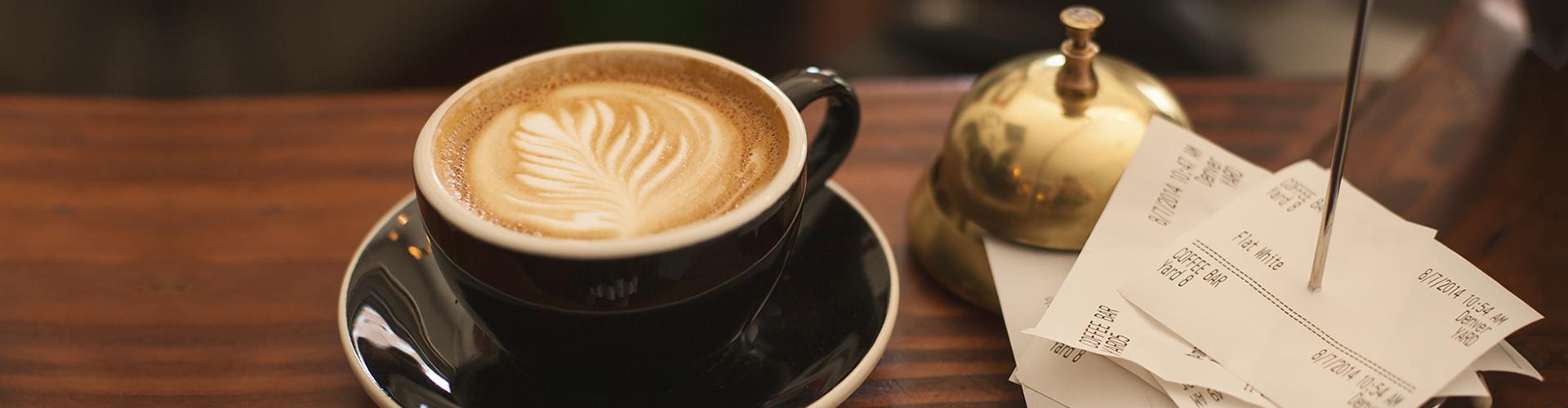 Banner 1 - Café